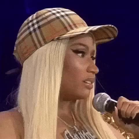 Watch and share Nicki Minaj GIFs and Celebs GIFs on Gfycat