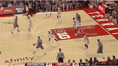 College basketball Power Rankings: North Carolina returns to No.1 | SI.com GIFs