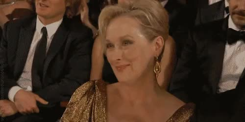 Watch Streep GIF on Gfycat. Discover more Meryl Streep, Trooping the Colour '15, YAAS GIFs on Gfycat