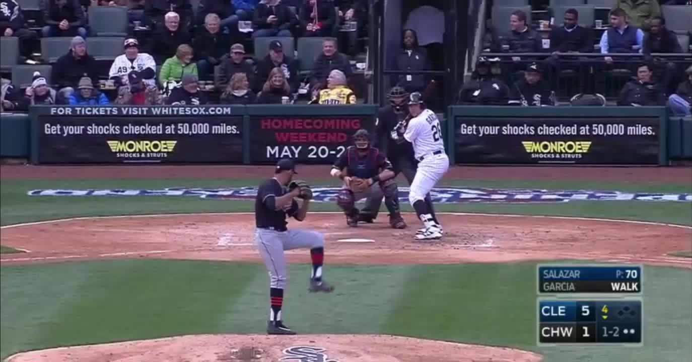baseball, wahoostipi, Salazar 7 K's vs White Sox: #5 GIFs