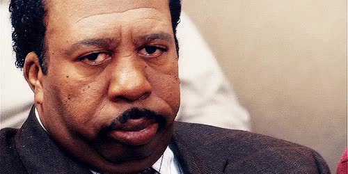 Watch stifled laughter GIF on Gfycat. Discover more leslie david baker GIFs on Gfycat