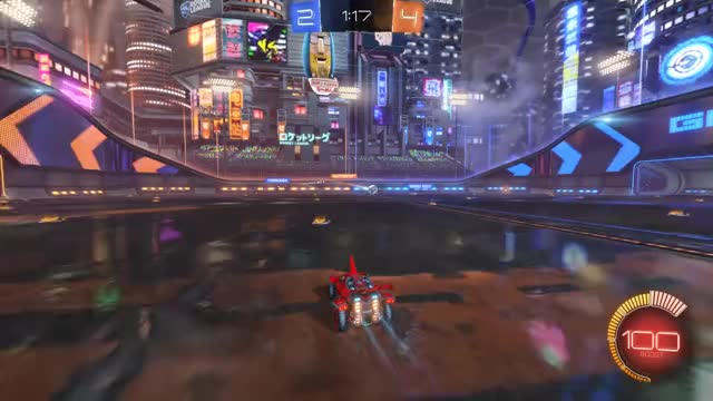 Watch Goal 7: Akai GIF by Gif Your Game (@gifyourgame) on Gfycat. Discover more Akai, Gif Your Game, GifYourGame, Rocket League, RocketLeague GIFs on Gfycat