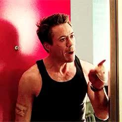 Watch and share Kiss Kiss Bang Bang GIFs and Robert Downey Jr GIFs on Gfycat