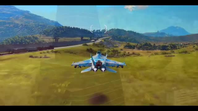 "Watch Just Cause 3 INCREDIBLE STUNT MONTAGE | ""Voltic"" w/ Waken GIF on Gfycat. Discover more epic moments, stunts, wins GIFs on Gfycat"