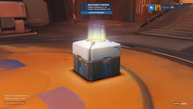 Watch and share Overwatch GIFs and Bad Luck GIFs by cuerti on Gfycat