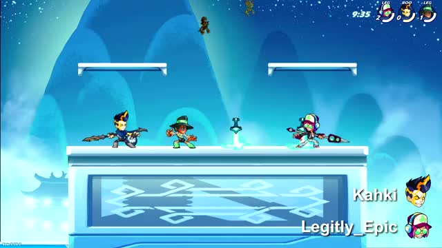 Watch and share Brawlhalla GIFs by legitly_epic on Gfycat