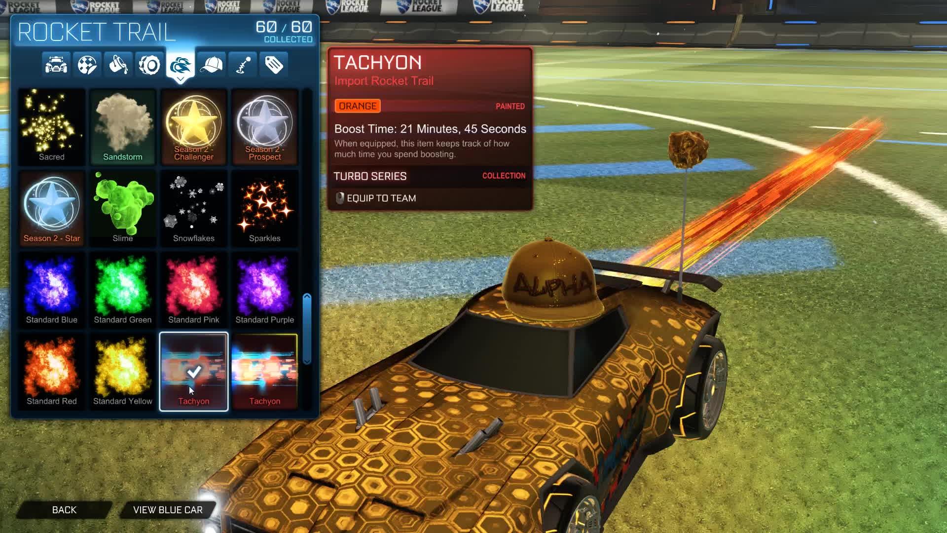 RocketLeagueExchange, Orange Tachyon GIFs