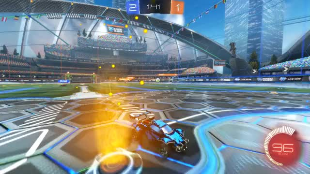 Watch and share Rocket League GIFs by Anirudh on Gfycat