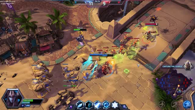 Watch Triple Triple GIF by Felewin (@felewin) on Gfycat. Discover more heroes of the storm, jaina, ring of frost GIFs on Gfycat