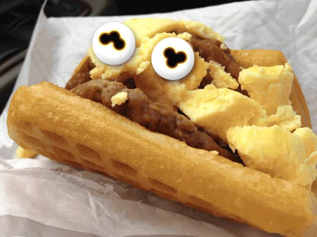 I just tried the new Taco Bell Waffle Taco. I wasn't really impres--ALL GLORY TO THE HYPNOTACO