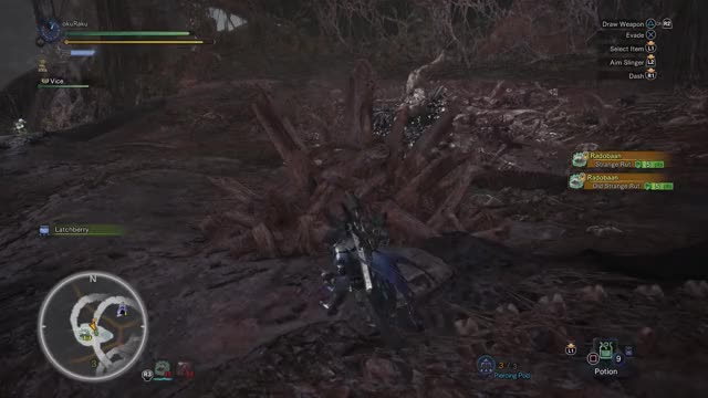 Watch and share Monster Hunter World - My Great Capture Clip 1 - 2018-02-01 22-27-05 GIFs on Gfycat