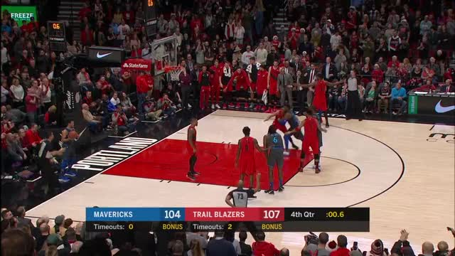 Watch luka ties 3 blazers GIF by @dirk41 on Gfycat. Discover more related GIFs on Gfycat