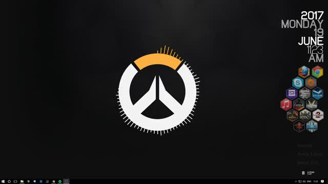 Watch Tracer Rainmeter GIF on Gfycat. Discover more rainmeter GIFs on Gfycat