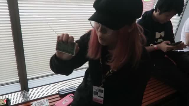 lily card trick