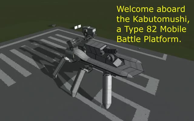 Watch and share Mobile Battle Platform Showcase GIFs by kerbalplops on Gfycat