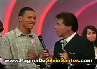 Watch and share Silvio Santos Dancando GIFs on Gfycat