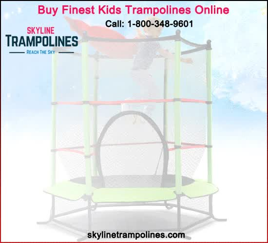 Watch and share Trampoline For Kids GIFs and Trampoline For Sale GIFs by Skyline Trampolines on Gfycat