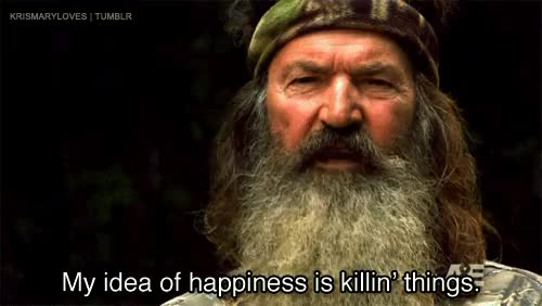 Watch and share Phil Robertson GIFs on Gfycat