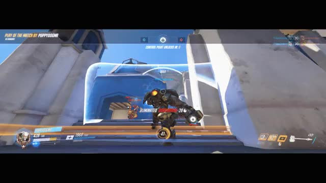 Watch and share Overwatch GIFs by modojo on Gfycat