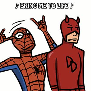Watch and share Spiderman GIFs on Gfycat
