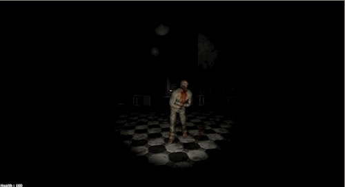 Edgar Allan Poe, Gaming, HP Lovecraft, free game, free games, games, horror, horror games, indie games, indie gaming, life fter us the system, pc game, pc games, pc gaming, scary, scary games, Life After Us: The System is a terrifying first person horro GIFs