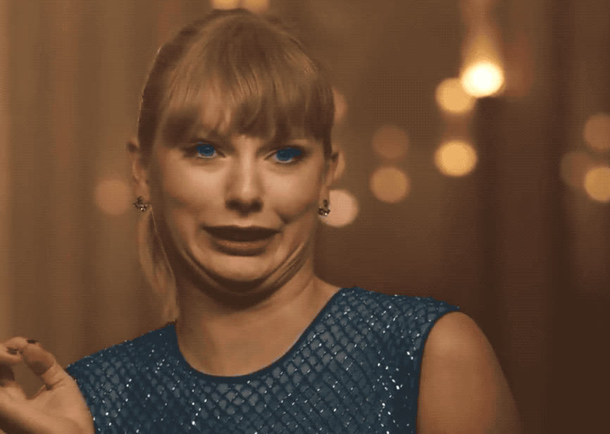 bored, delicate, dumb, funny, hilarious, idiot, laugh, lol, loud, new, out, pretend, ridiculous, silly, socialize, song, stupid, swift, taylor, weird, Taylor Swift - Delicate GIFs