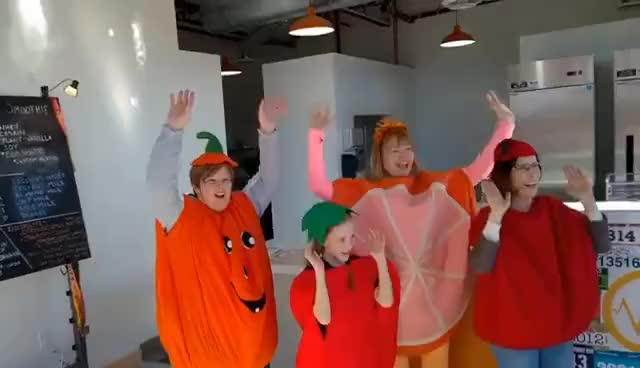 Watch and share Go Bananas! Raise The Roof! GIFs on Gfycat