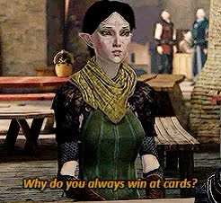 Watch and share Dragon Age GIFs and Daedits GIFs on Gfycat