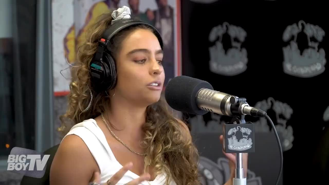 bigboytv, interview, model, sommer ray, Sommer Ray on Celebs in Her DMs, Loving You Body & Guys Trying To Buy Her Panties GIFs