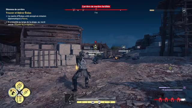 Watch and share Assassin's Creed Odyssey GIFs by relavii on Gfycat