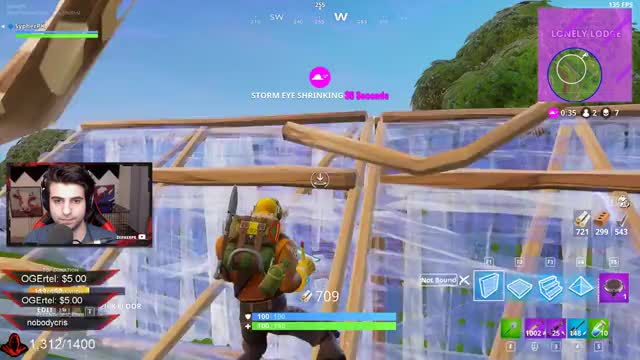 SypherPK Playing Fortnite - Twitch Clips