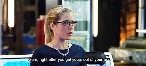 Watch ARROW GIF on Gfycat. Discover more 2x10, Felicity Smoak, Olicity, arrow, arrow gifs, arrowedit, olicity gifs, olicityedit, oliver queen, oliver x felicity GIFs on Gfycat