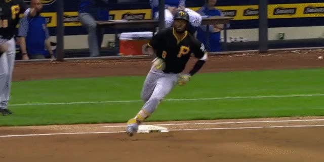 Watch and share Marte Inside Hr GIFs by DK Pittsburgh Sports on Gfycat
