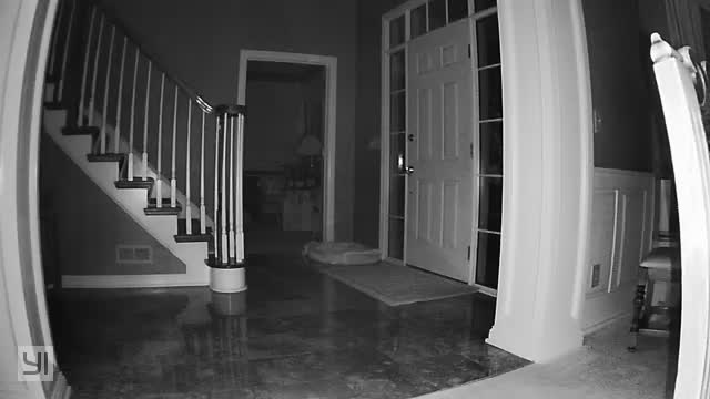 creepygifs, Strange light going up my staircase at 4:00am GIFs
