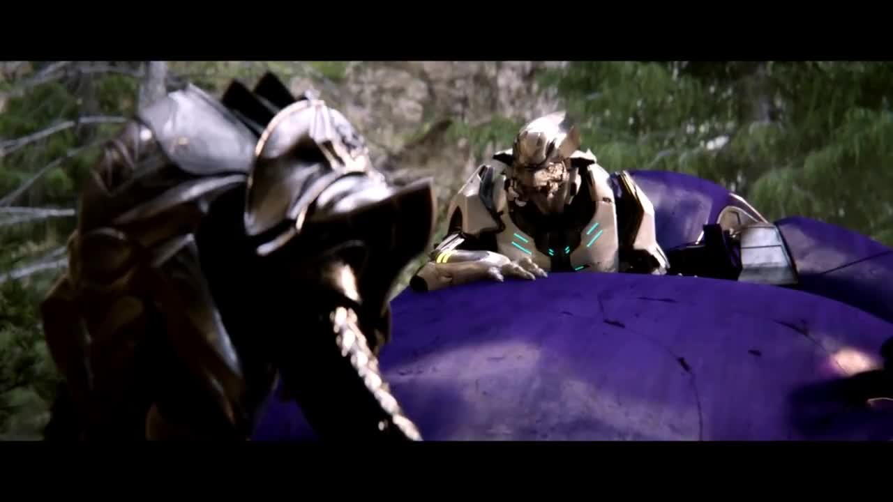 Rtas Vadum Halo 2 Anniversary Cutscenes Remastered By Blur Studios 1080 P  60 Fps