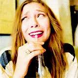 Watch and share Elizabeth Olsen GIFs on Gfycat