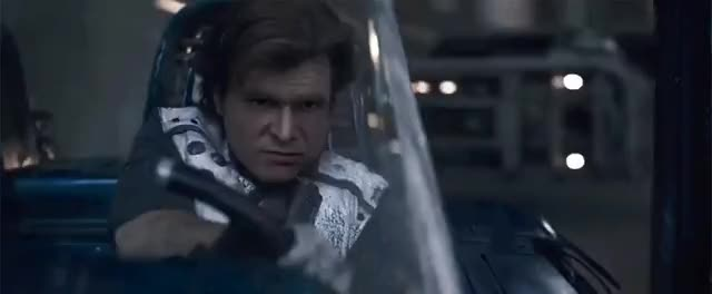 Watch and share Solo A Star Wars Story GIFs and Alden Ehrenreich GIFs on Gfycat