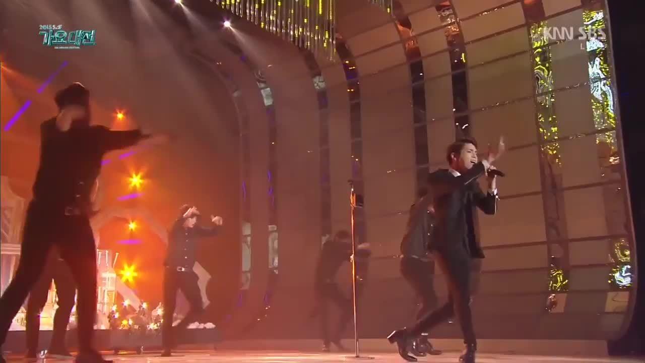 kpics, kpopslumberparty, Jonghyun - Deja Boo (feat. Yubin) [271215] [03] GIFs