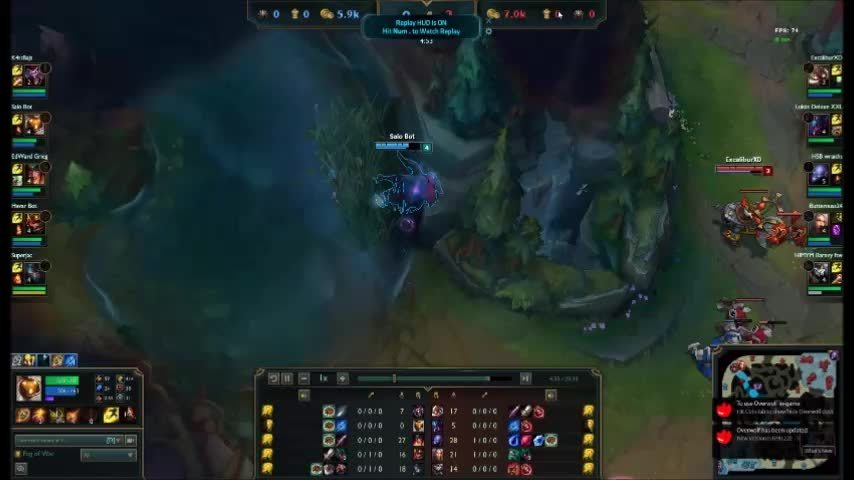 bardmains, leagueoflegends, Minions coded as a wall? (reddit) GIFs