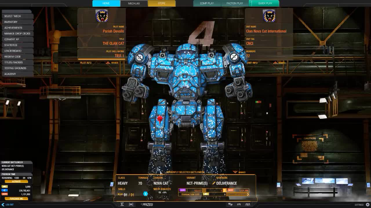 Mech Streaming  Take Two