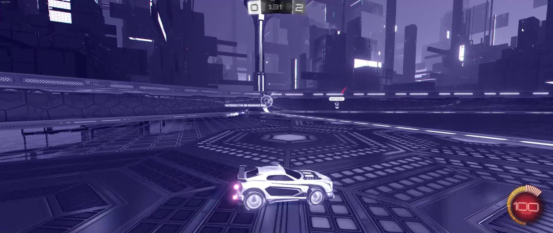 RocketLeague, Confusing Dropshot GIFs