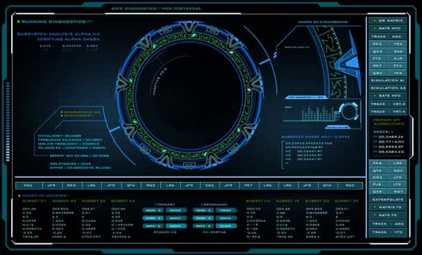 Watch and share Stargate Atlantis Pegasus Gate Diagnostic Screen Saver GIFs on Gfycat