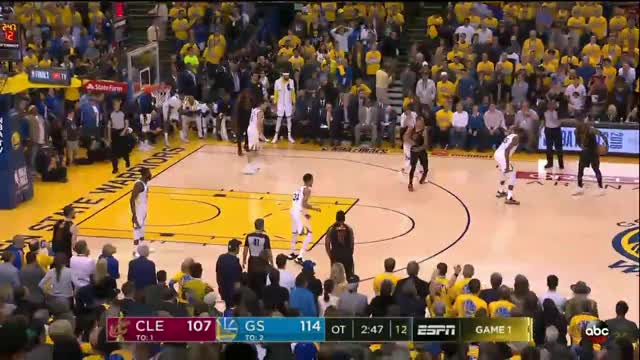 Watch LeBron Mid-post Mismatch against Curry (2018 Final G1) GIF by Remembering 0416 (@louisekarl79) on Gfycat. Discover more Cleveland Cavaliers, basketball GIFs on Gfycat