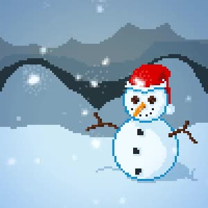 Watch snowman GIF on Gfycat. Discover more related GIFs on Gfycat