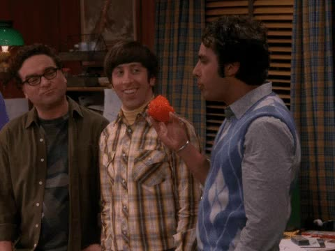 Big Bang Theory - The look on your face