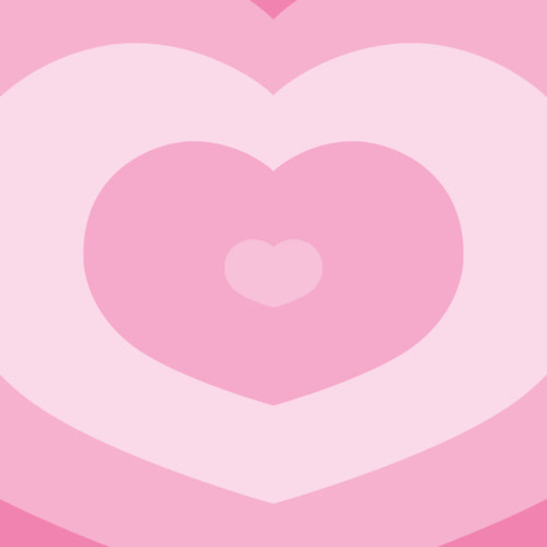 heart, hearts, love, powerpuff girls, Powerpuff Girls Hearts GIFs