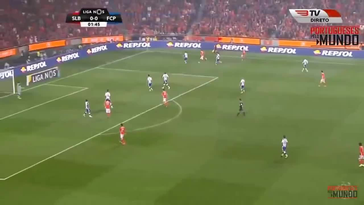 FC Porto, soccer, Samaris UFC GIFs