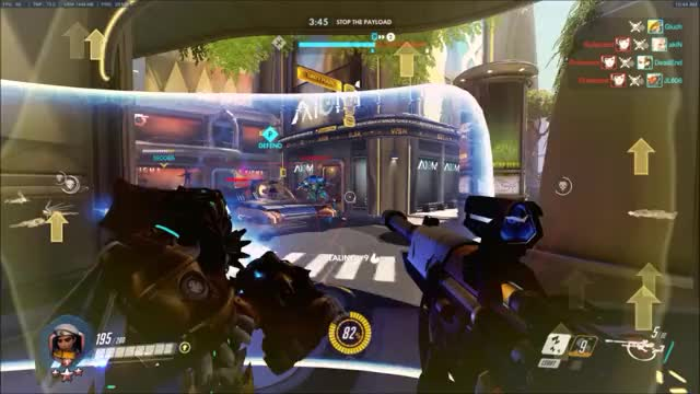 Watch and share Sorry, Tracer GIFs on Gfycat