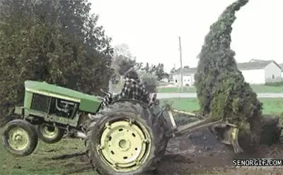 Watch and share Tractor Truck Animated GIFs on Gfycat