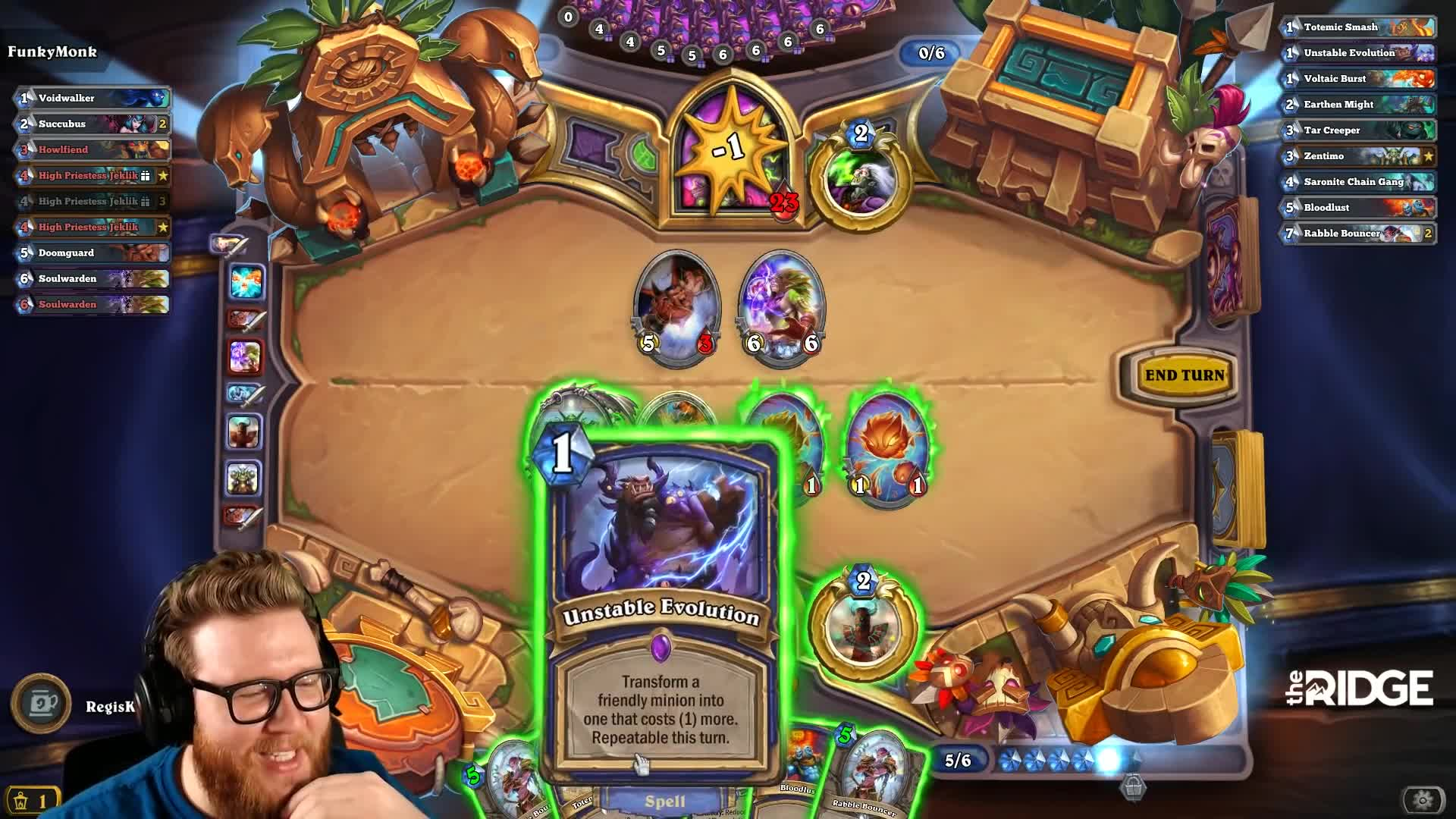 Best Hearthstone Game, Game Highlight, Hearthstone, Hearthstone Highlights, Hearthstone Kripp, Hearthstone Trolden, Hearthstone: Heroes of Warcraft, Highlight, Zentimo, Zentimo Deck, The Evolution of Zentimo - Hearthstone GIFs